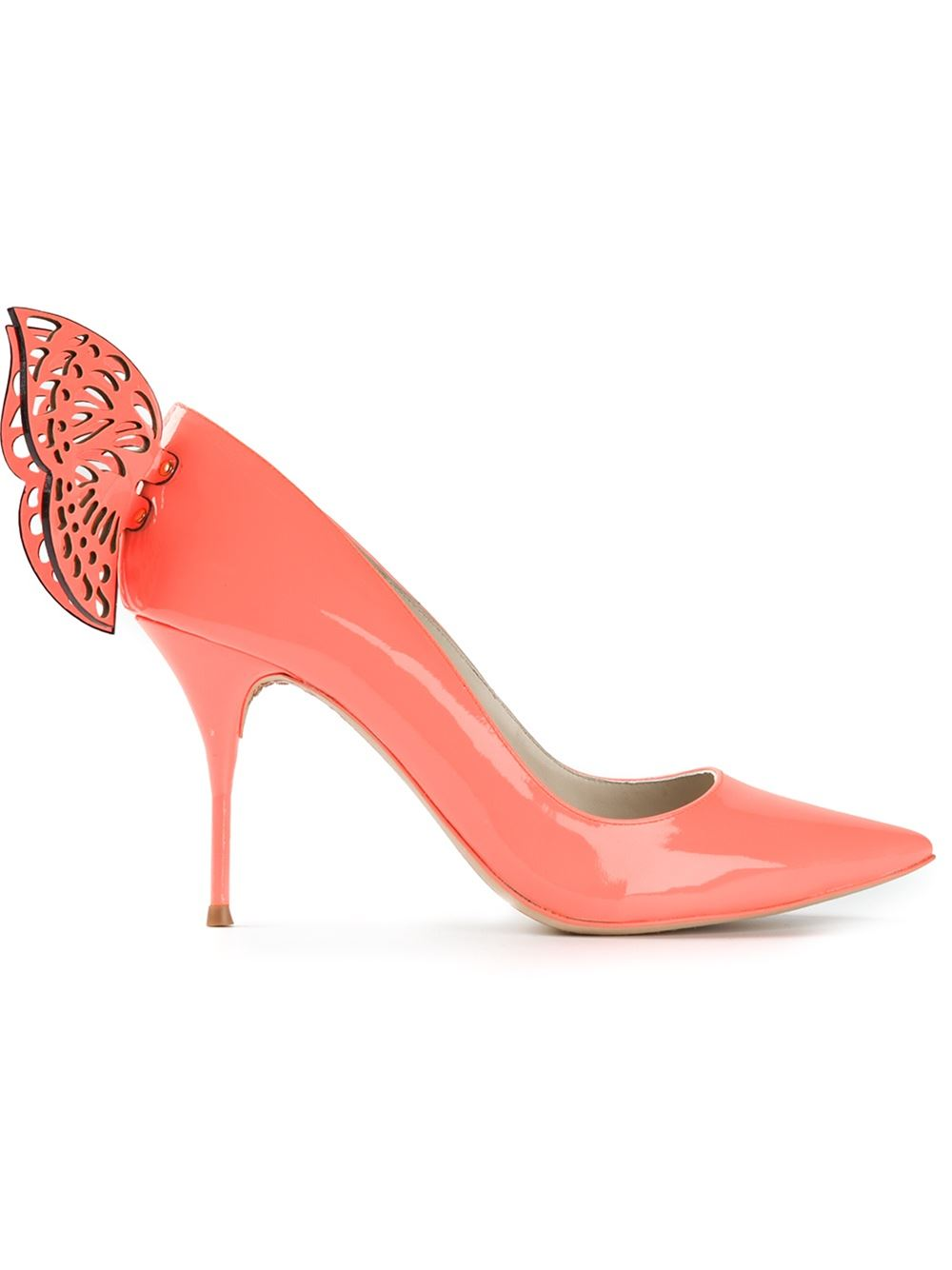 Sophia Webster Butterfly Wing Pumps - Smets - Farfetch.com