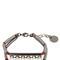 Opulent minimalism bracelet