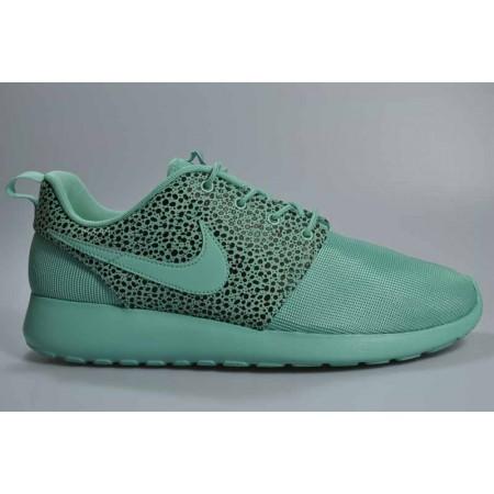 Buy Nike Roshe Run Premium 'Safari Pack' Crystal Mint | Part of our Urban Sneakers Range - Natterjacks.com
