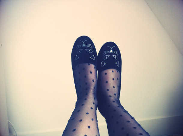 flats cats shoes