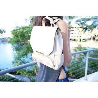 bag gold soul handbag backpack purse