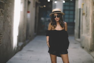 lovely pepa blogger shoes top shorts bag sunglasses streetwear revolve clothing romwe dior black