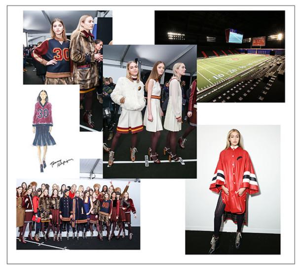 a portable package blogger sportswear fashion week 2015 gigi hadid