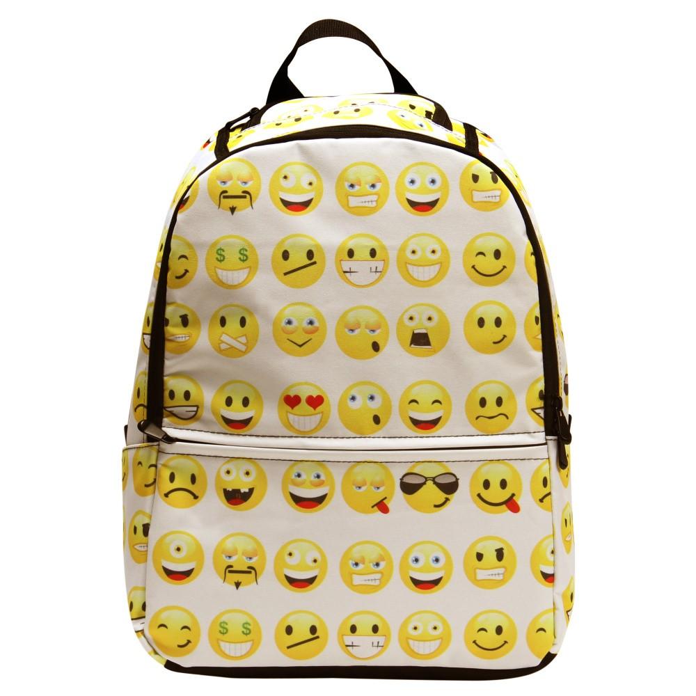 Hynes eagle cheap emoji backpack for school