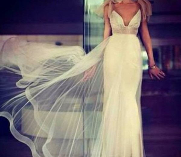 dress fawless white diamonds light