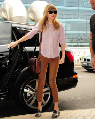 shoes taylor swift bicolor