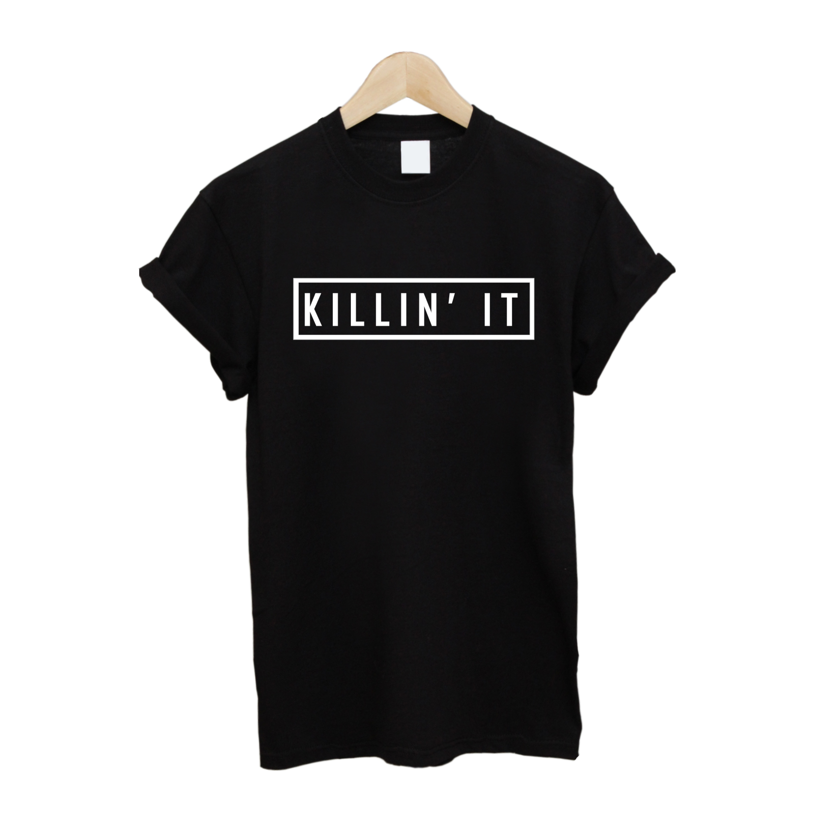 Killin' it t shirt £10   free uk delivery