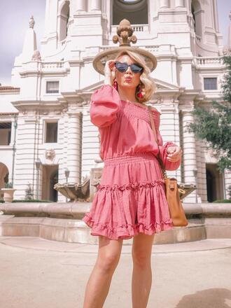 laminlouboutins blogger dress shoes summer outfits pink dress