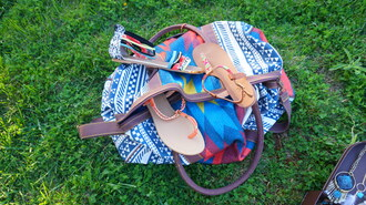 shoes zooshoo sandals strappy sandals open toes summer spring flat sandals