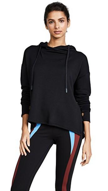 splits59 pullover hoodie pullover hoodie black sweater