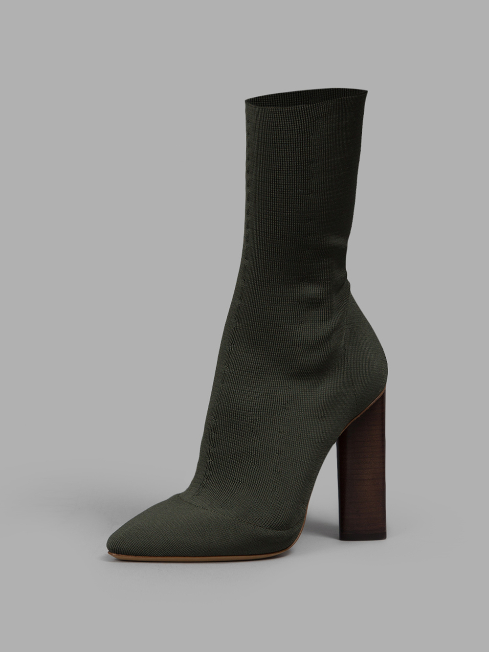 a9c7293c636b7 Yeezy | Multicolor Women's Green Ankle Boots | Lyst