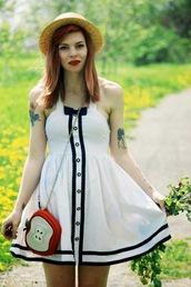 secret garden,dress,bag
