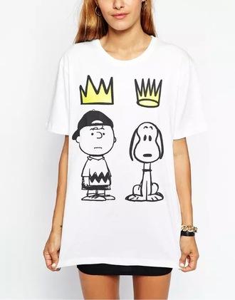 t-shirt printed t-shirt summer tshirt