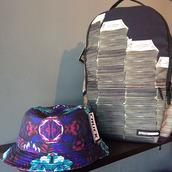 bucket hat,original chuck,hat,backpack