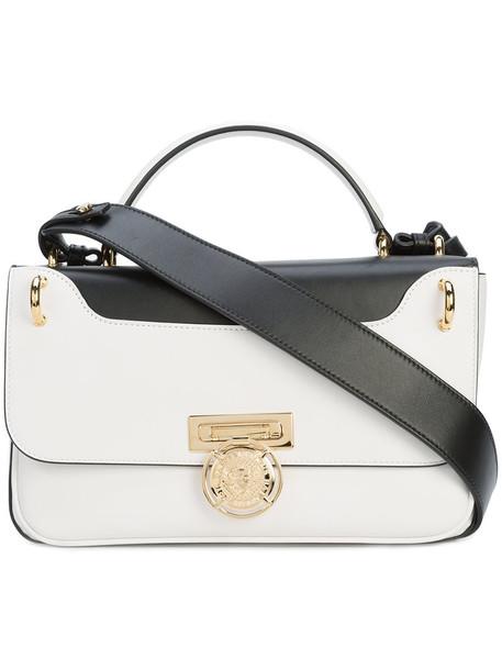 Balmain women bag leather white