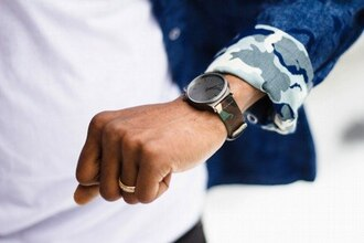 36 menswear mens accessories watch camouflage shirt