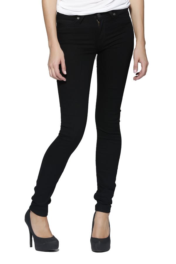 Lee jeans scarlett skinny black