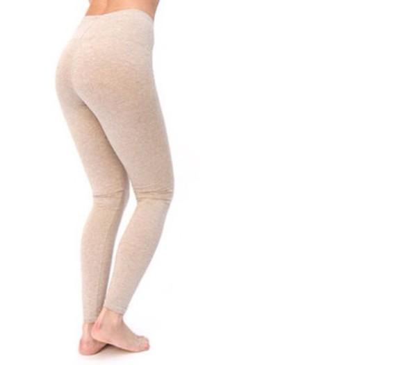 style fashion leggings cute beige