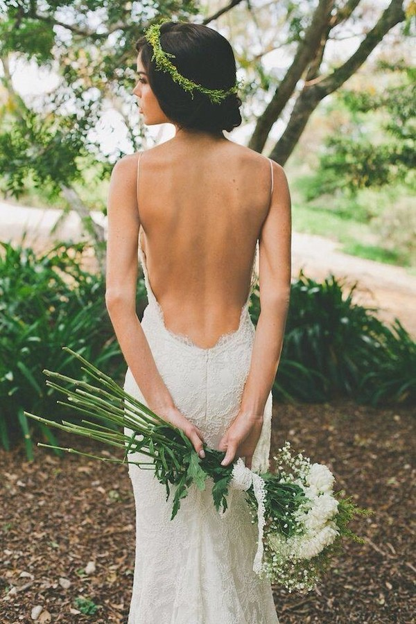 dress beige dress prom dress wedding dress maxi dress lace lace dress lace wedding dress low back low back dress hipster wedding backless dress earphones white