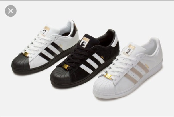 Adidas Superstar RT Shoes Kareem Campbell Special Edition