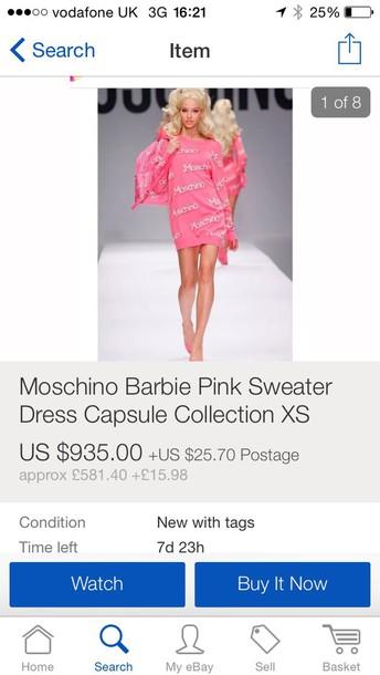 Moschino Barbie ..... Wow - YouTube