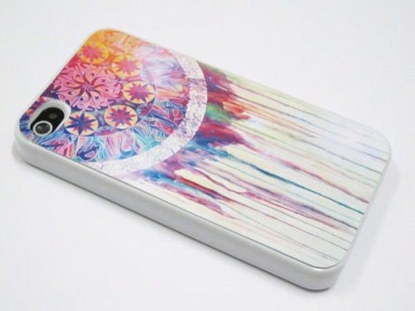 jewels dreamcatcher iphone case