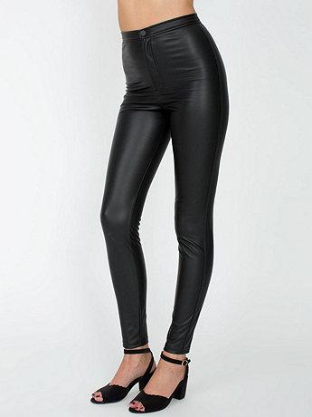 Vegan Leather Pant | American Apparel