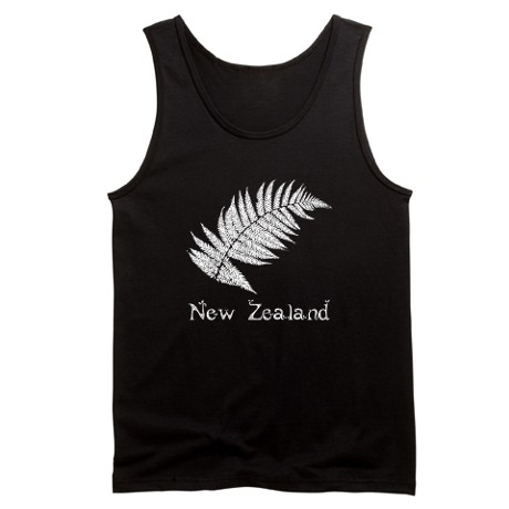New Zealand Leaves Men''s Tank Top by Admin_CP11614138