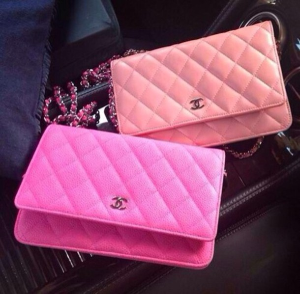 Chanel Clutch Bag Pink Bag Chanel Chanel Bag Pink