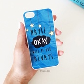 jewels,pink,the fault in our stars,swag,phone cover