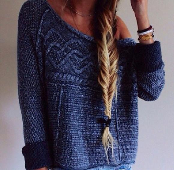 fashion style sweater winter sweater
