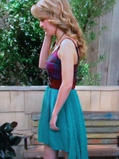 dress,teddy duncan,bridgit mendler