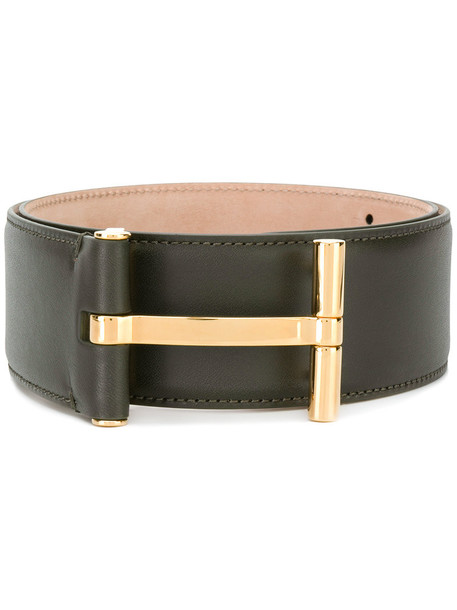 Tom Ford women belt green