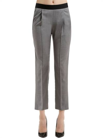 ALYX, California wool pants, Grey, Luisaviaroma