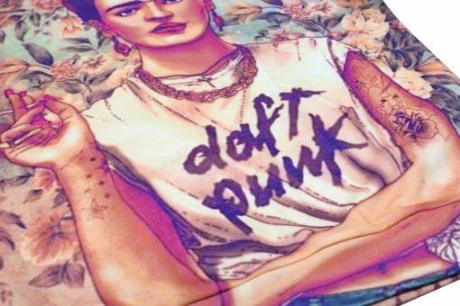 Fusion Clothing | FRIDA DAFT PUNK
