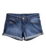 H&m denim shorts $9.95