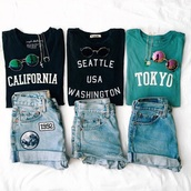 shorts,cuffed shorts,denim,denim shorts,patch,moon,90s style