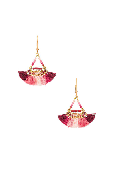 SHASHI pink jewels