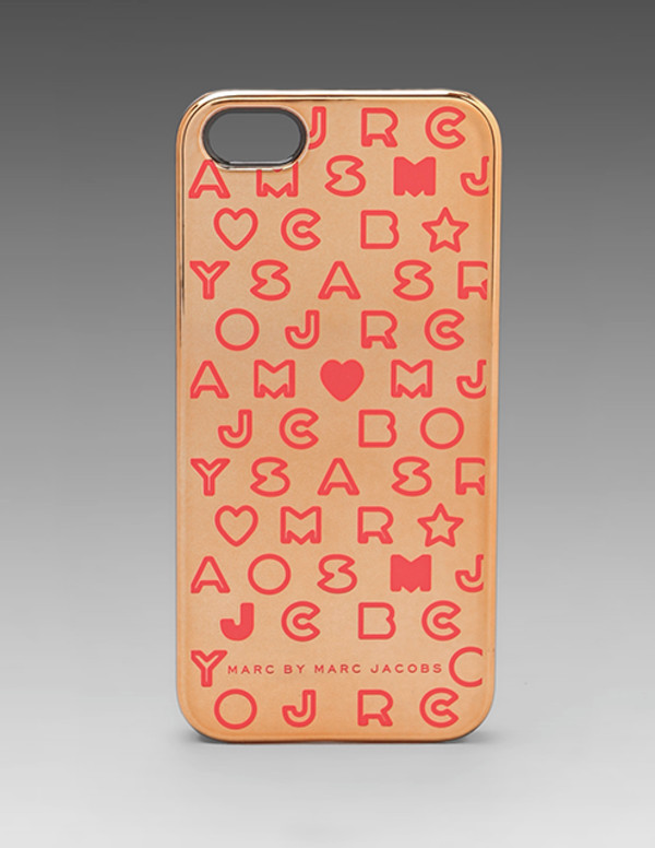 phone cover iphone 5 case marc jacobs marc by marc jacobs technology