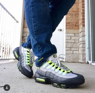 nike air max 95 with jeans