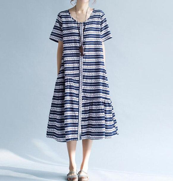 dress loose dress