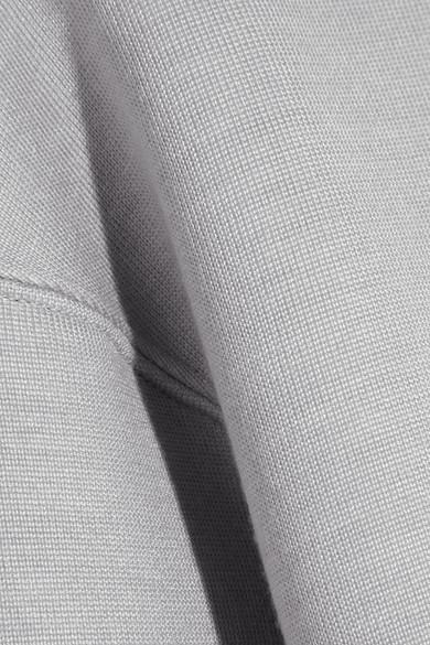 Oversized cashmere