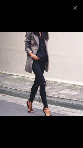 jeans jacket classy