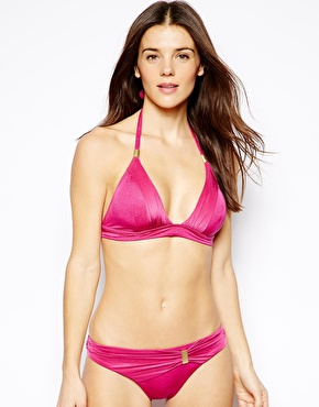 Gossard Sienna Triangle Bikini at ASOS