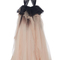 Ombré draped halter neck gown | moda operandi