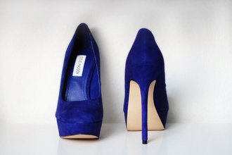 shoes heels high heels bluu heels high amzing cut e women young teenagers style