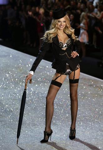 underwear victoria's secret victoria's secret model heels jacket costume sexy hot black heels bra