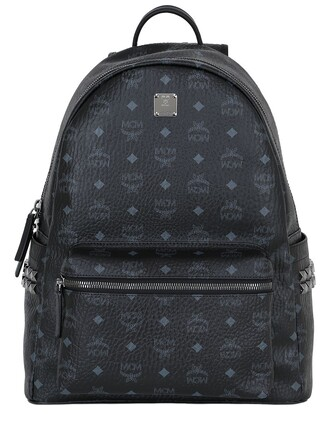 backpack canvas backpack black bag