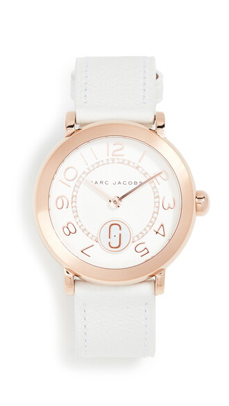 watch rose gold rose gold white jewels