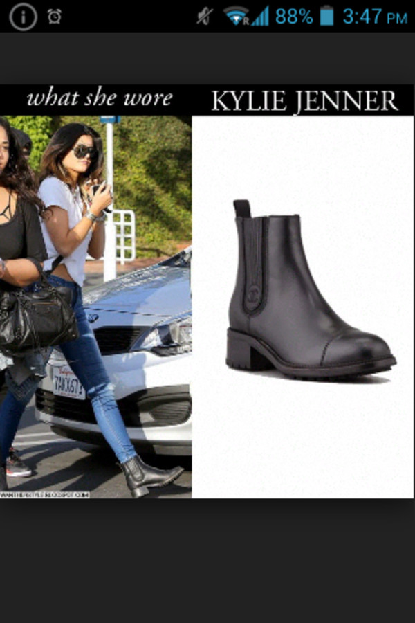 kylie jenner booties